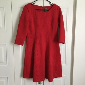 Taylor Red Dress